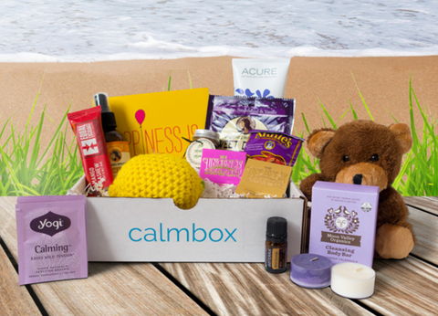 Want an Instant Dose of Mindfulness and Relaxation? Refresh with Calmbox, the Kit to a Mindful Life.