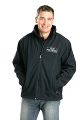 Mens soft-shell Jacket