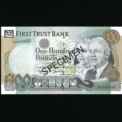 XF CONDITION. NORTHERN IRELAND 20 POUNDS 2009  P NEW FIRST TRUST BANK
