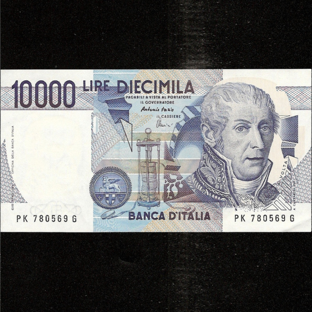 P.112d Italy 10000 Lire (1984) EF - Colin Narbeth & Son Ltd.
