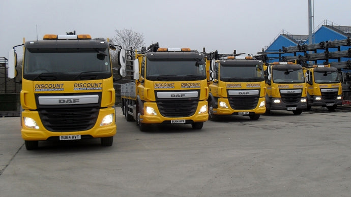 discount builders merchants looking for hgv drivers