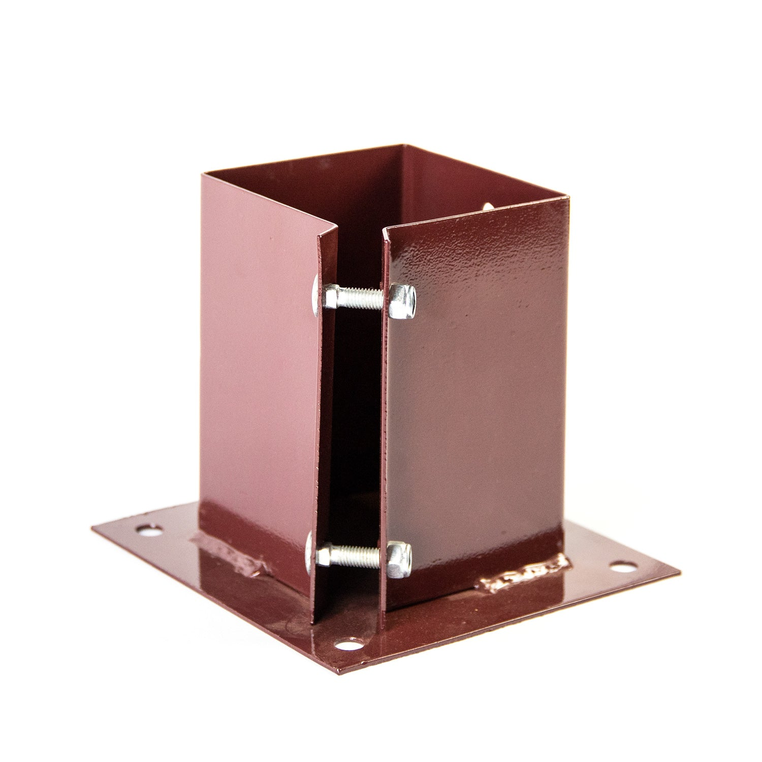 3'' x 3'' Bolt Down Post Holder