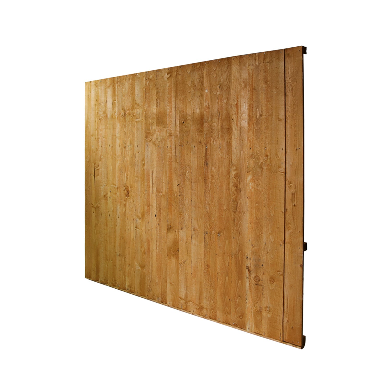 6' x 5' Featheredge Fence Panel