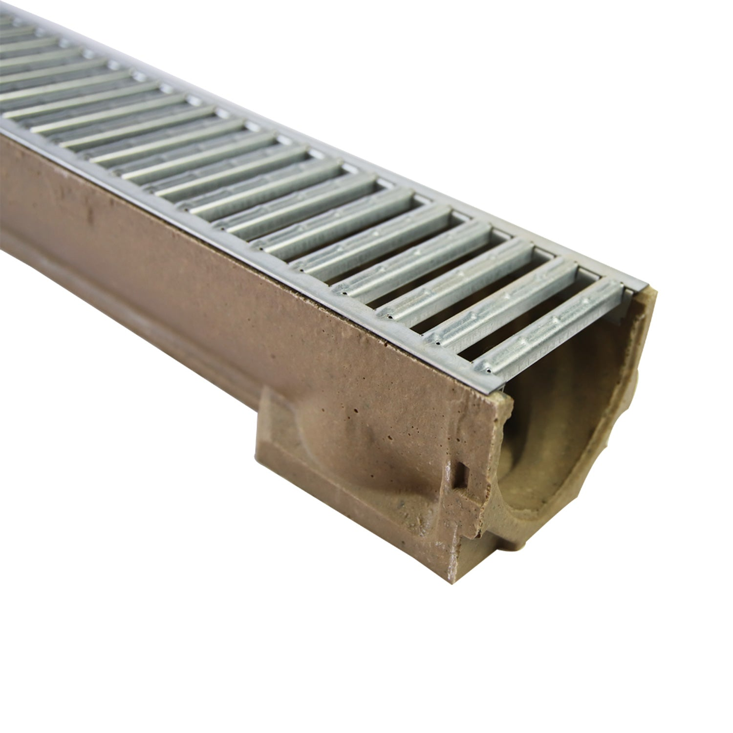 Aco Channel Polymer Steel Grid 1m