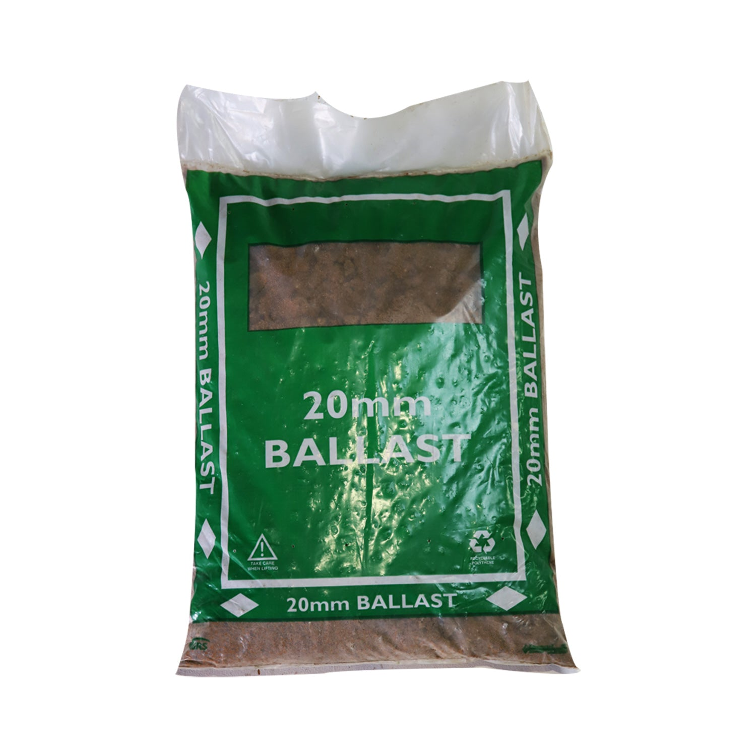 Ballast 20mm 40kg Maxi Bag