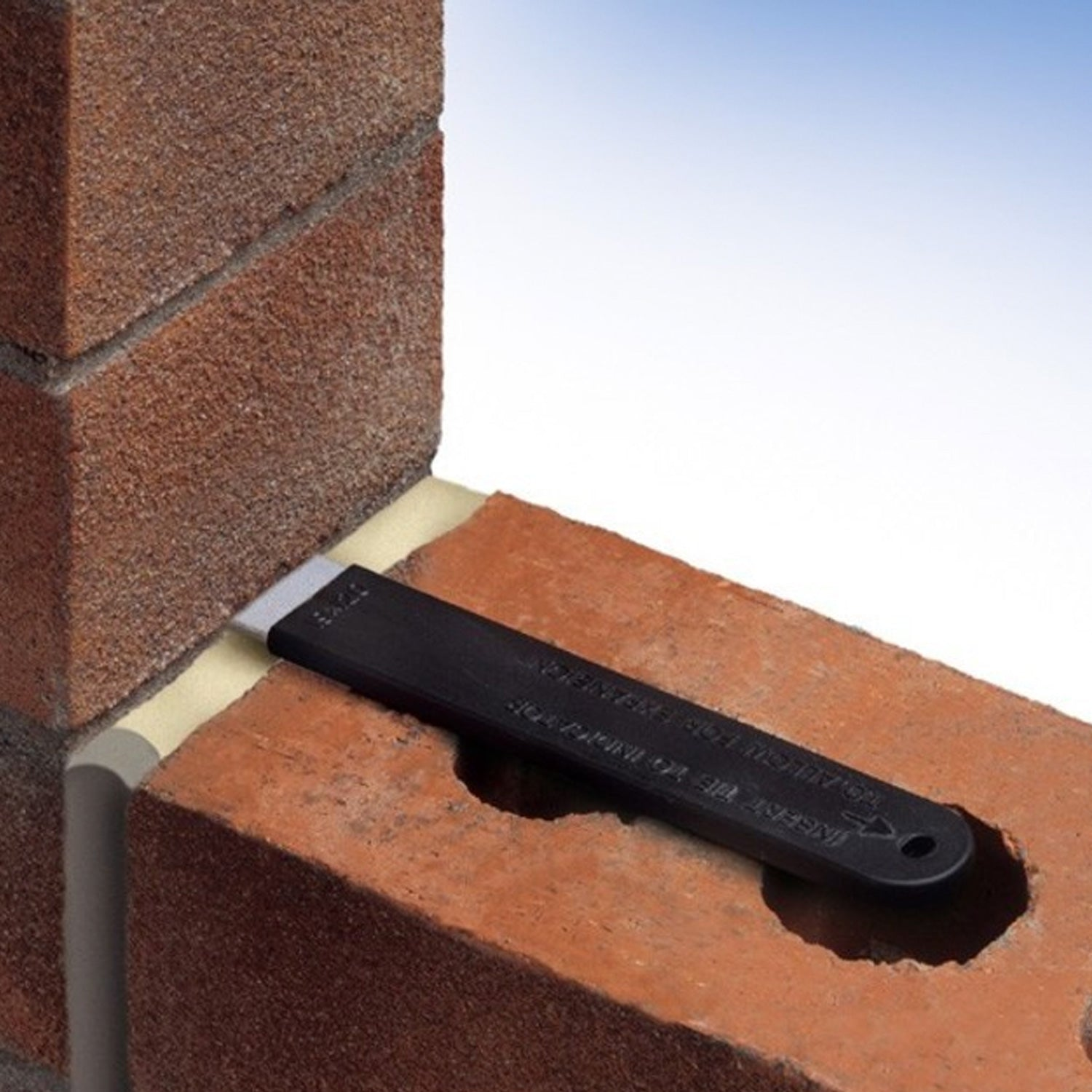 Brick Expansion Ties Sleeve 200mm