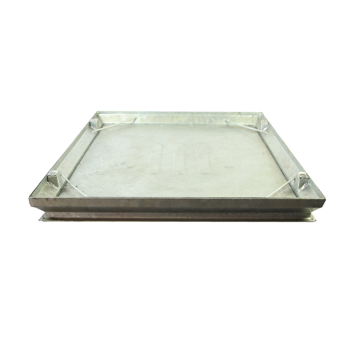 Double Seal Tray Type Manhole Cover 450mm x 450mm