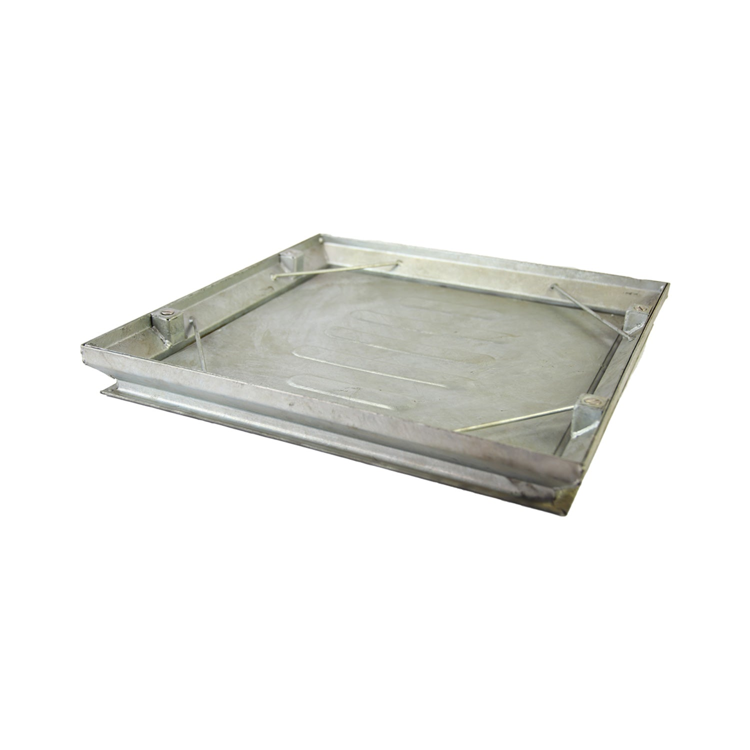 Double Seal Tray Type Manhole Cover 600mm x 600mm