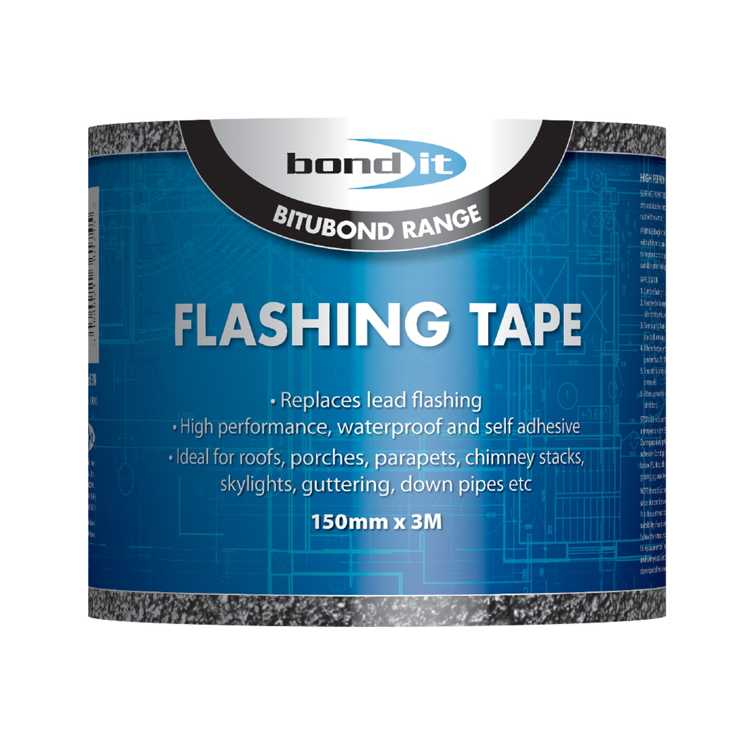 "Flashing Tape 6"" 150mm"