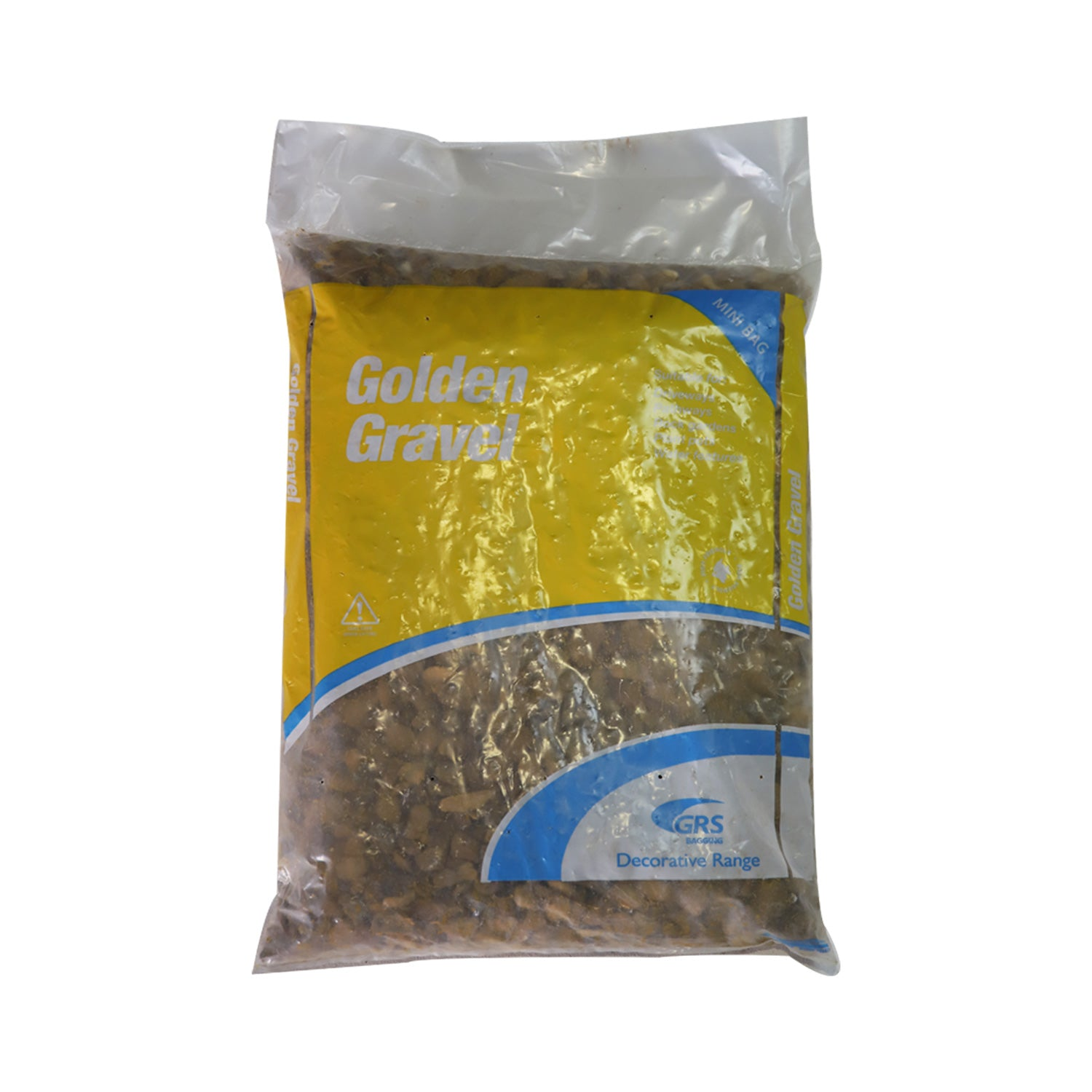Golden Gravel 10mm 25kg