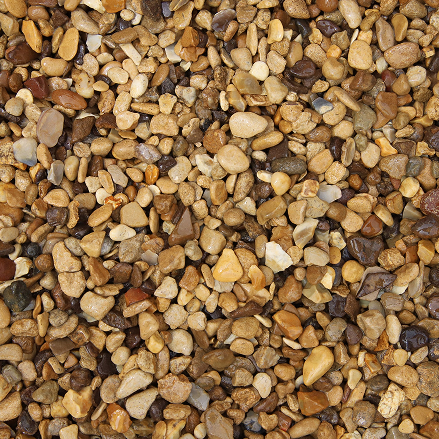 Load image into Gallery viewer, Golden Gravel 10mm Jumbo Bag