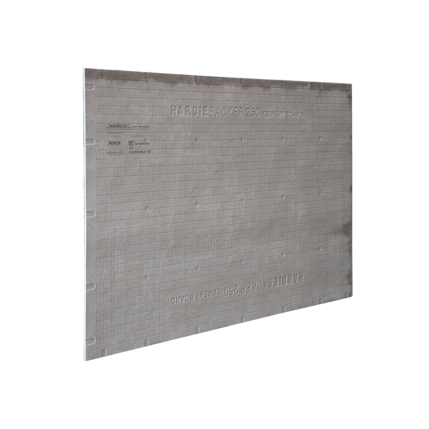 Hardie Backer W/R Tile Backboard 1200 x 800 x 6mm