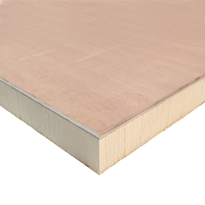 Insulated Roof Board 126mm 8' x 4'