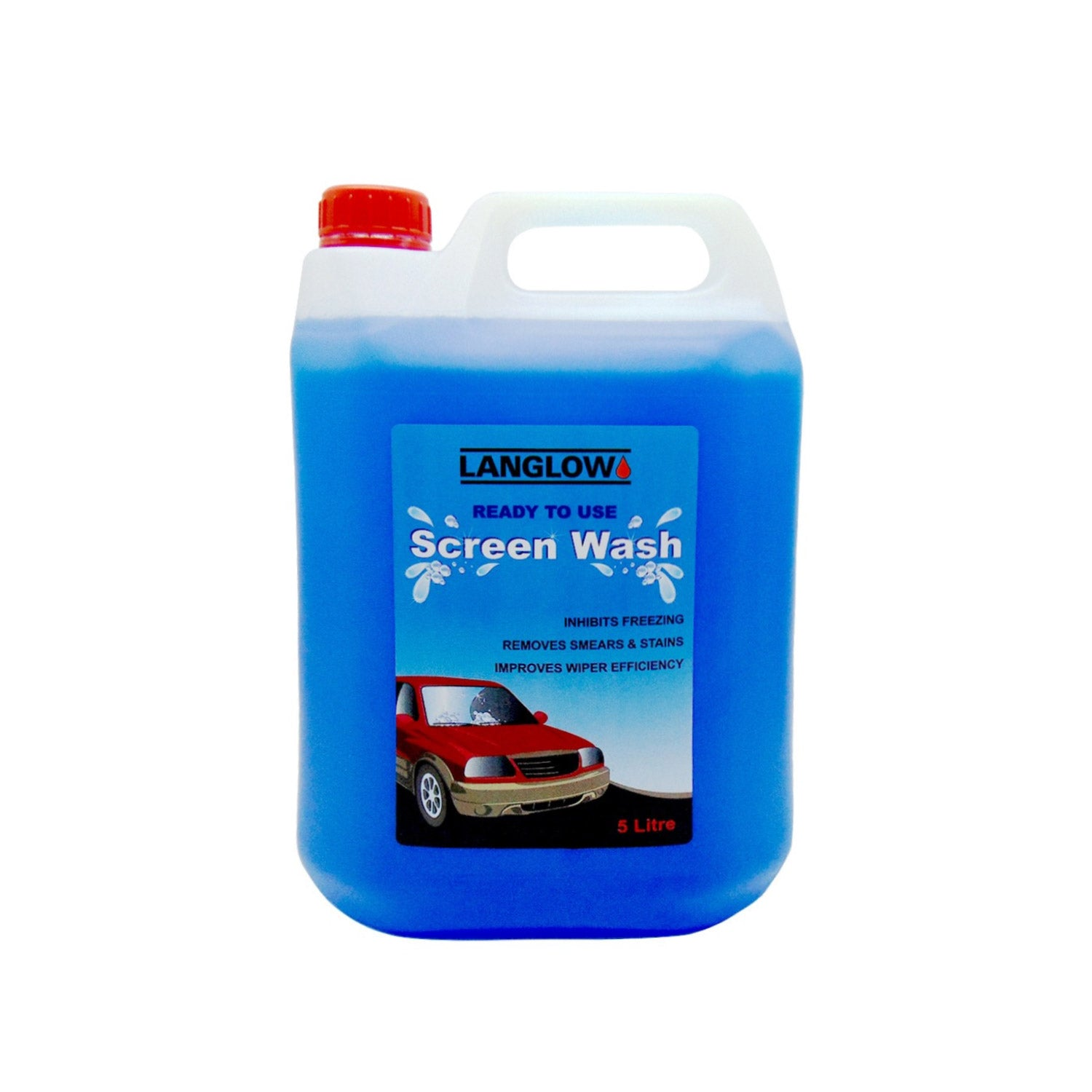 Winter Screen Wash 5L