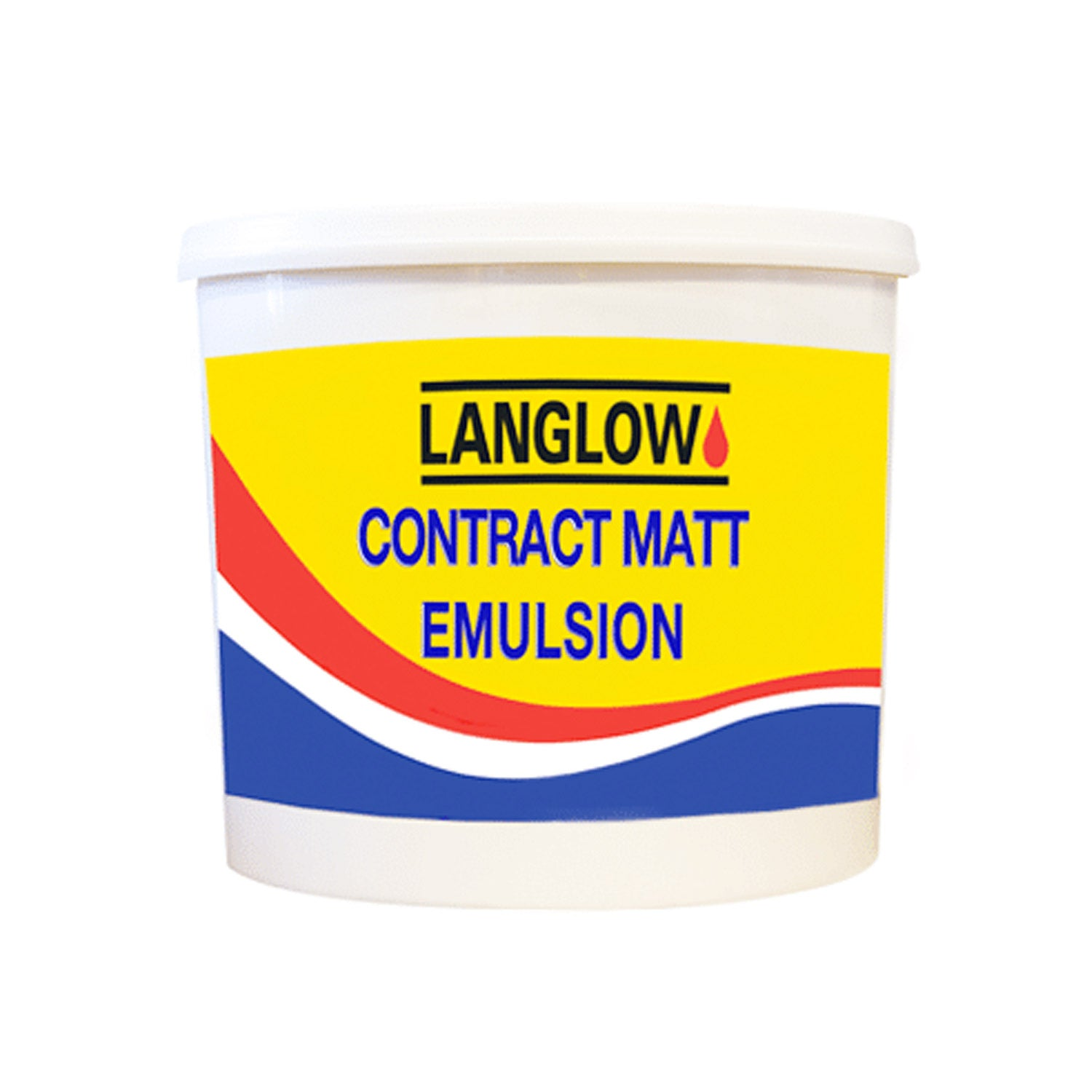 Contract Matt Emulsion Paint 10L