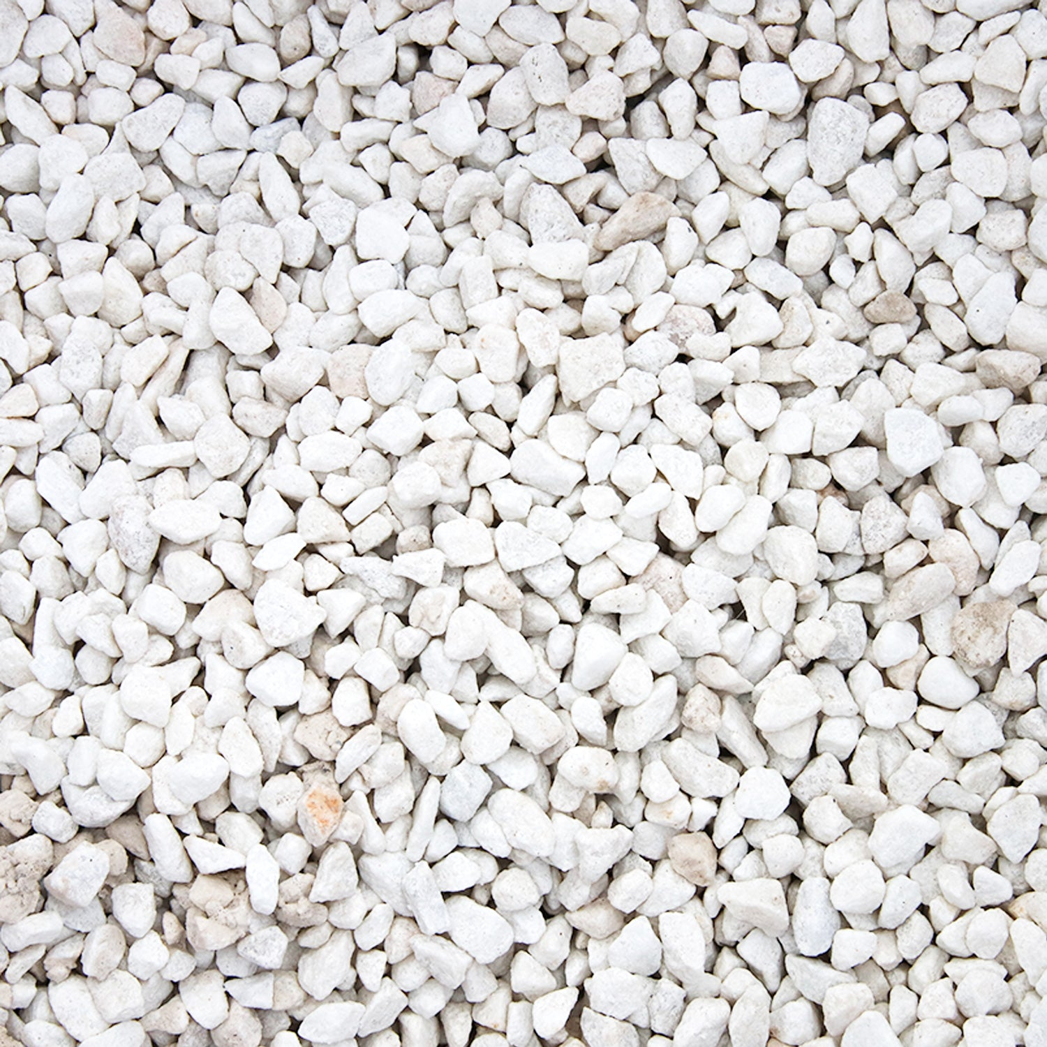 Polar White Chippings 10mm Jumbo Bag