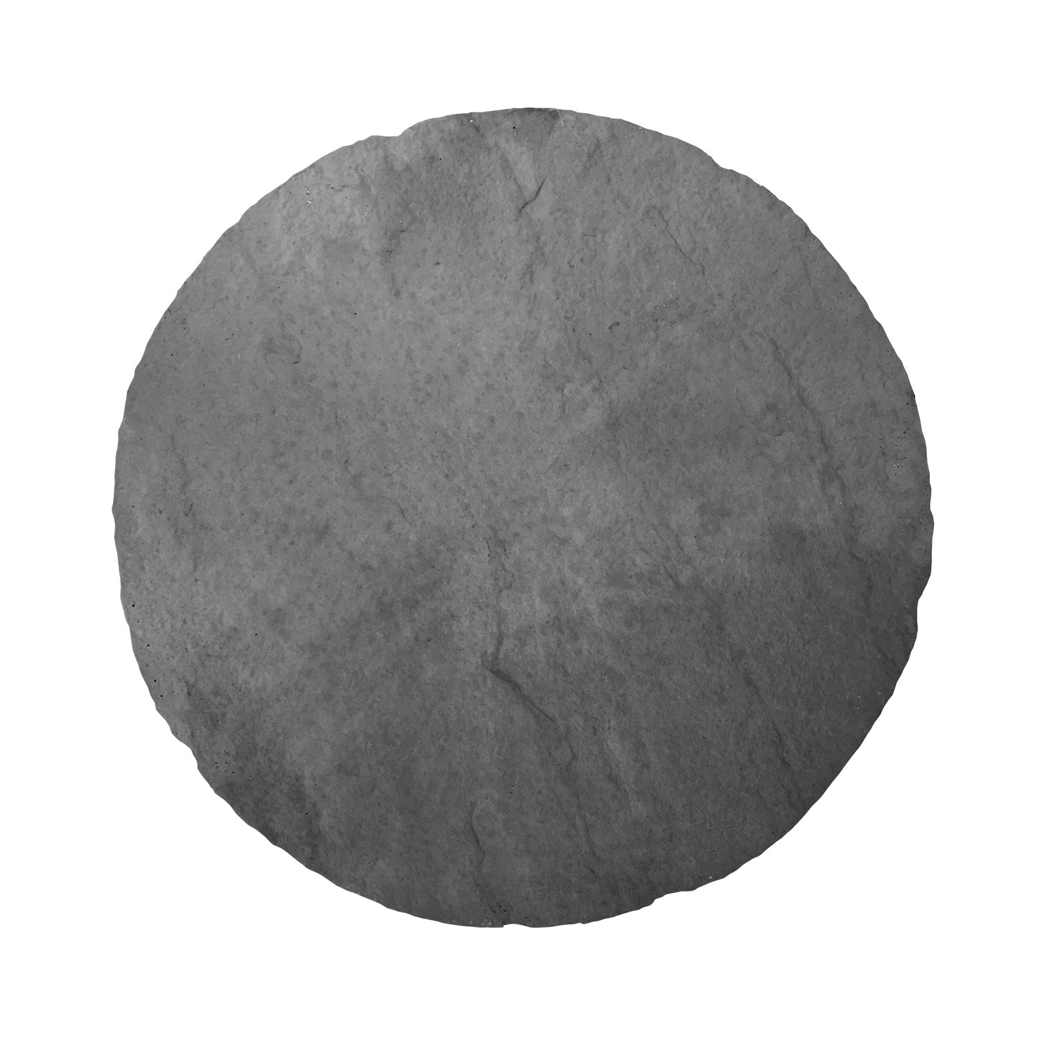 Round Stepping Stones Charcoal 450mm
