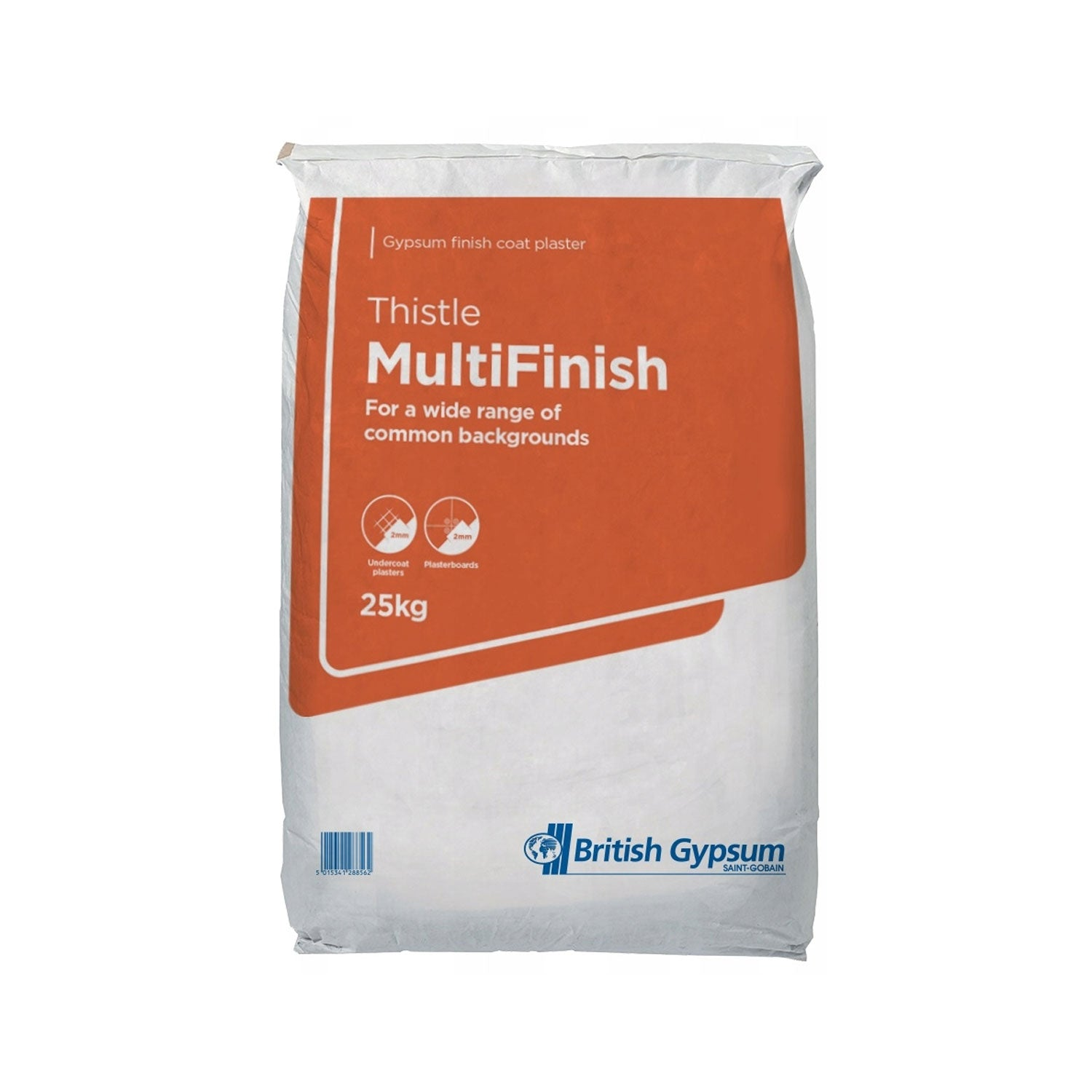 Multi Finish Plaster 25KG