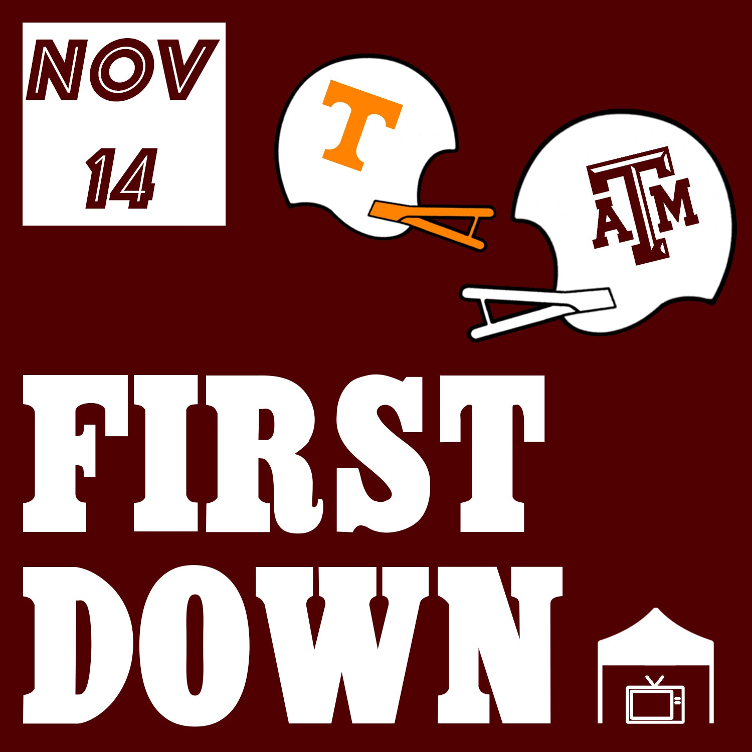 Texas A&M First Down Package_November 14th