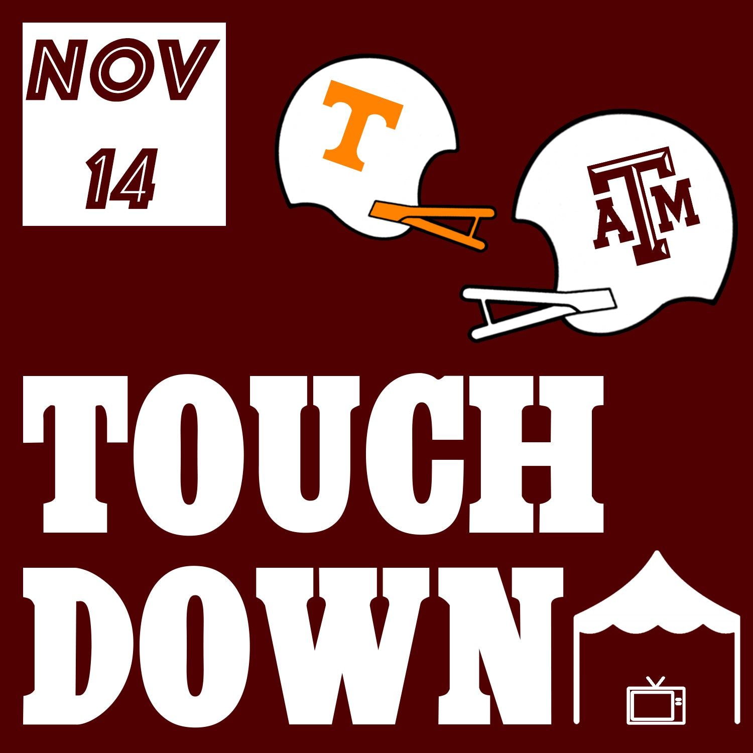 Texas A&M Touchdown Package_November 14th
