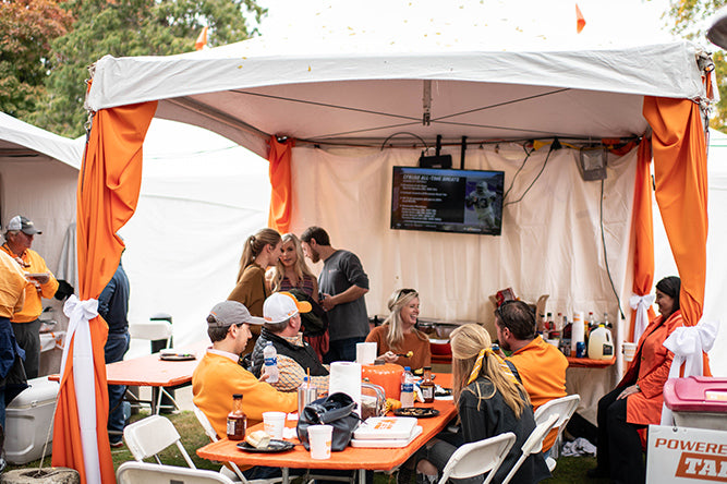 First Down Tailgate Package - 2020 Season Pass