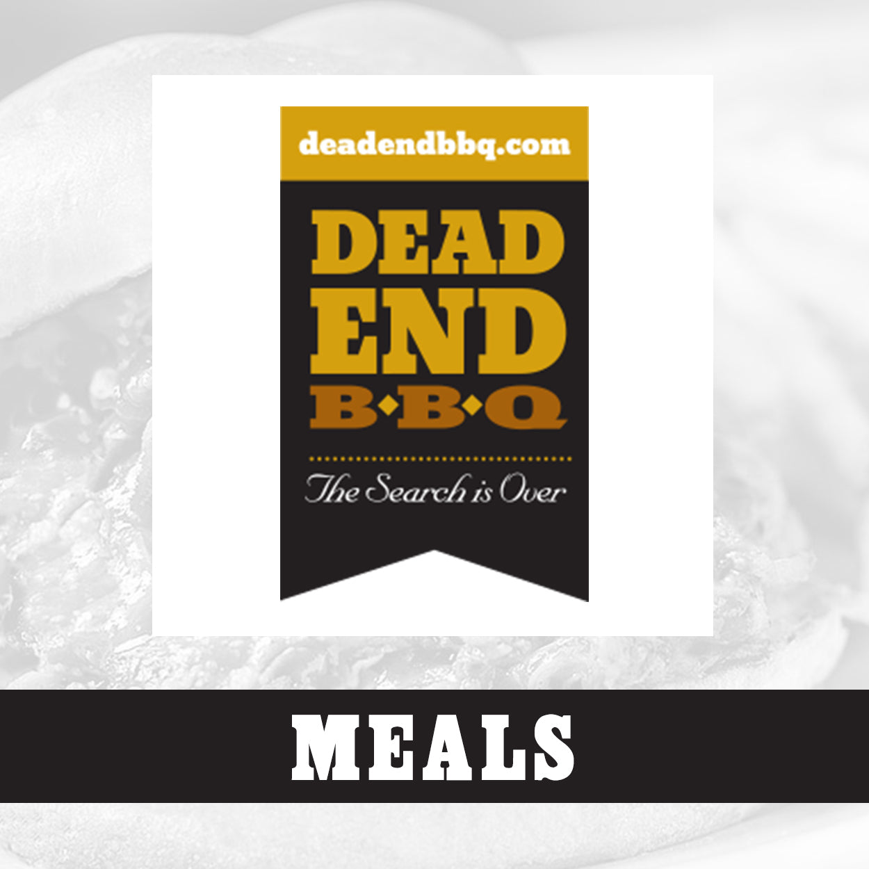 Dead End BBQ Full Tailgate Meals