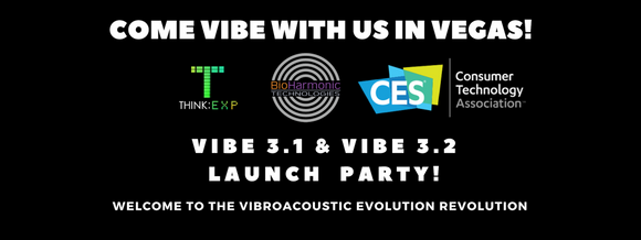 COME VIBE WITH US IN VEGAS AT CES!