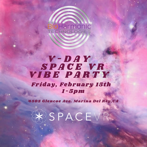 Space Date Vibe Party