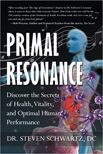 Primal Resonance - Signed Paperback Book
