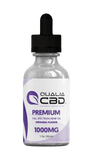 Qualia CBD Full spectrum CBD Hemp Extract oil tincture