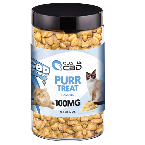 Qualia CBD Pets CBD Infused Purr Treats