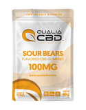 Hemp Infused Sour Gummy Bears