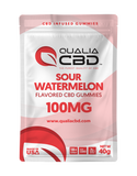 Hemp Infused Gummy Watermelon Slices