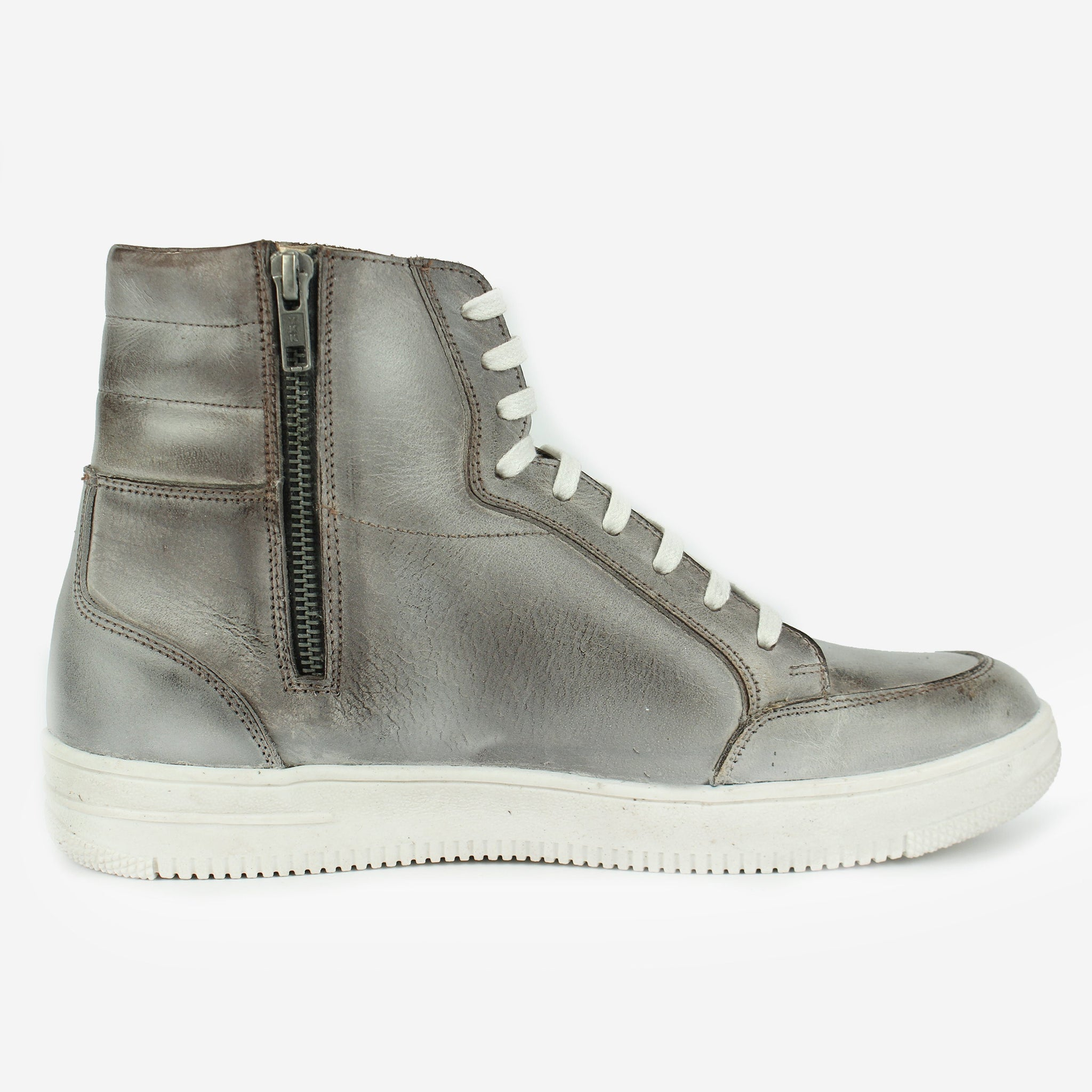 Nash High-Top Sneaker Brown Thebootsco