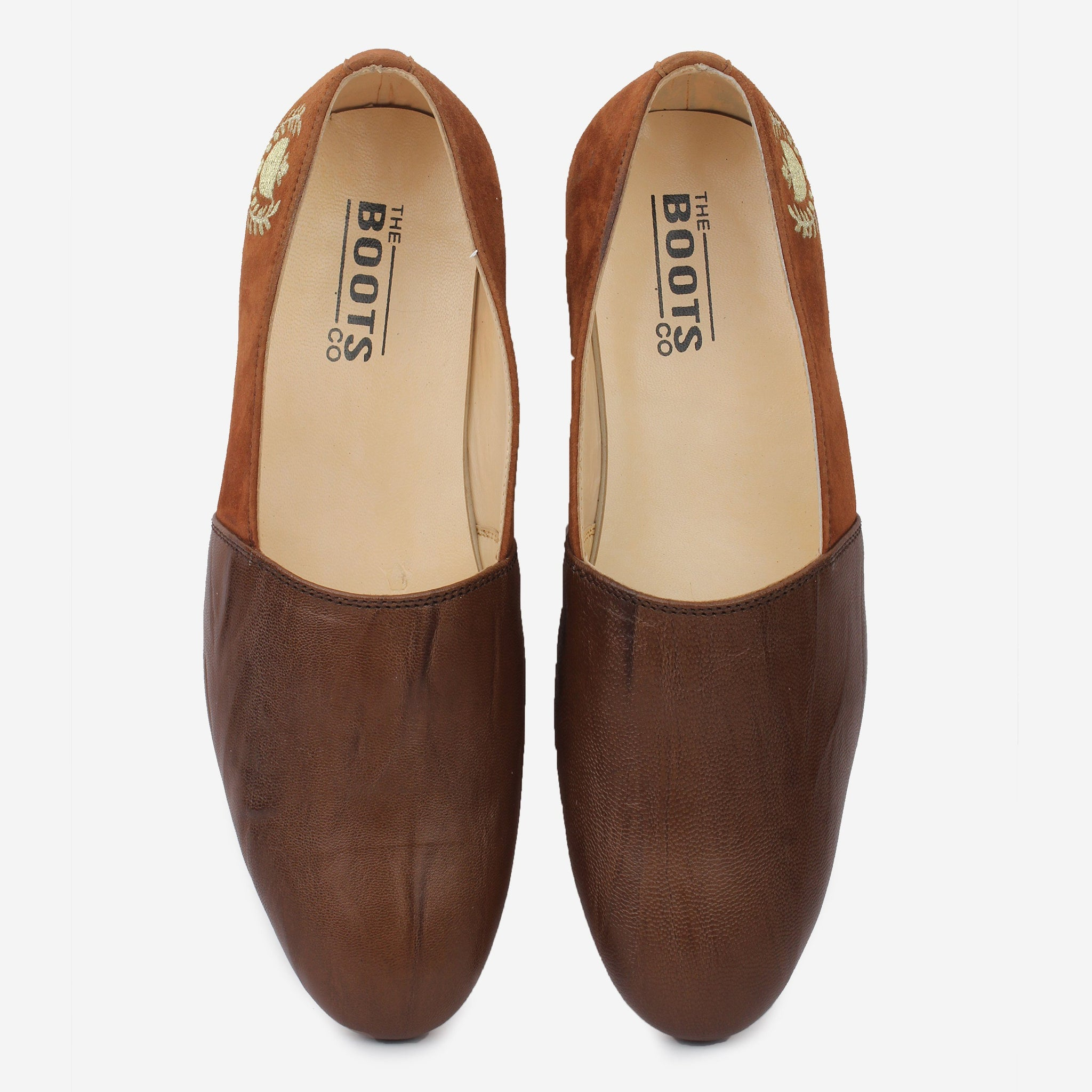 Saros Loafer Brown Thebootsco