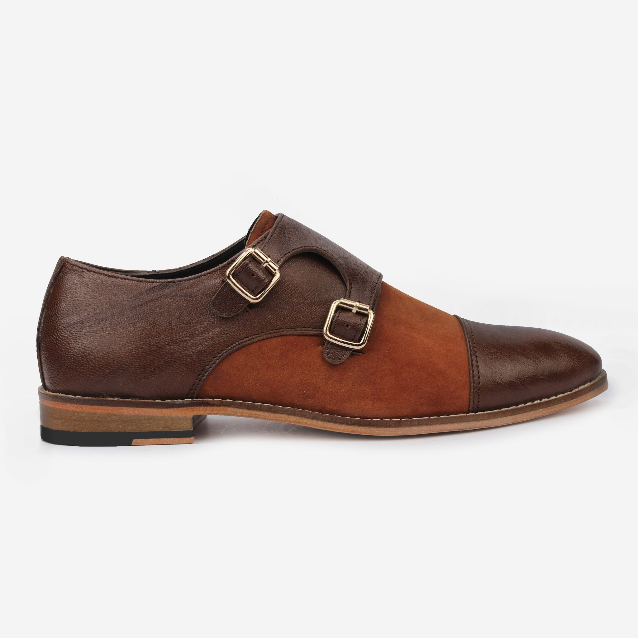 Taurus Monk Chocolate Brown Thebootsco