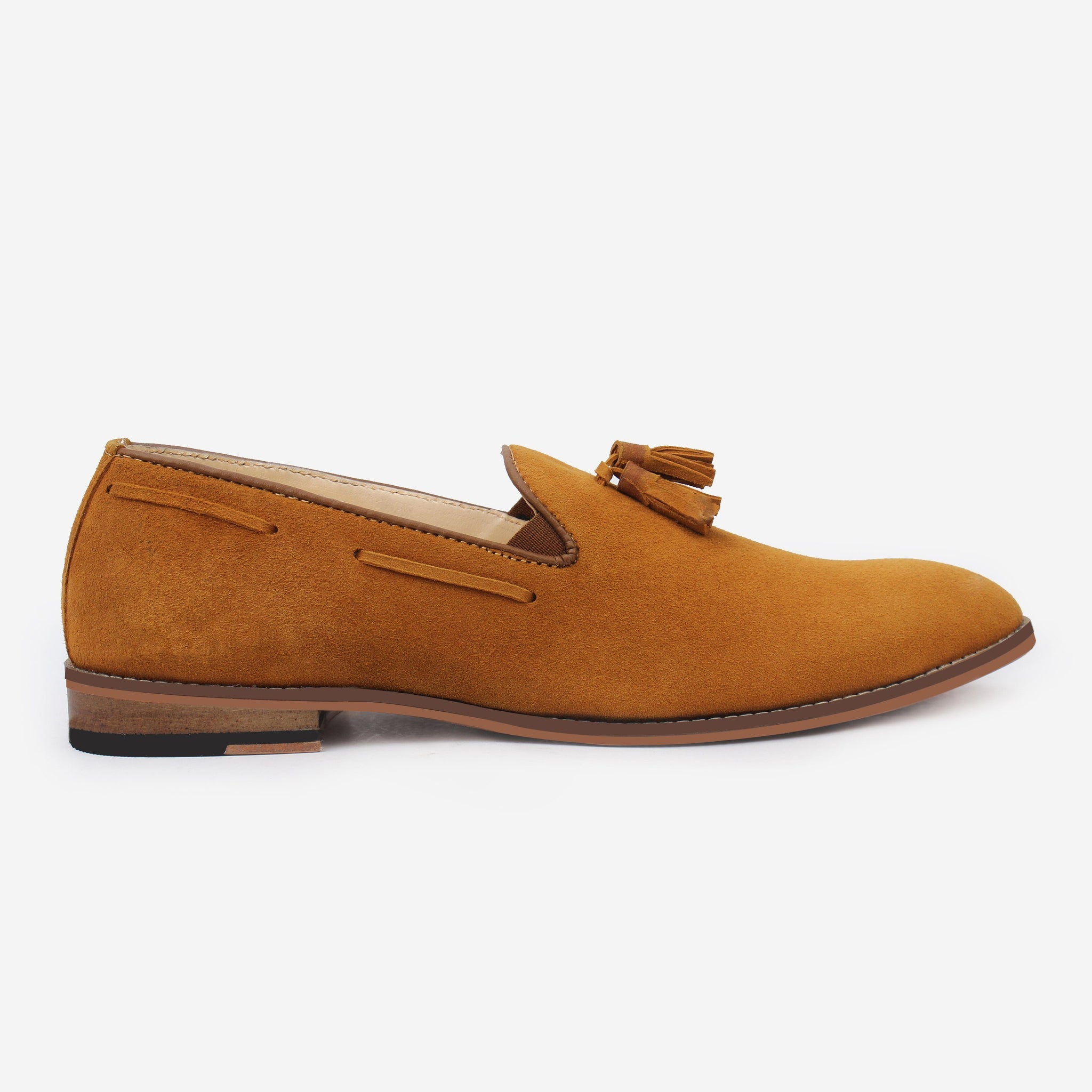 Jericho Loafer Tan Thebootsco