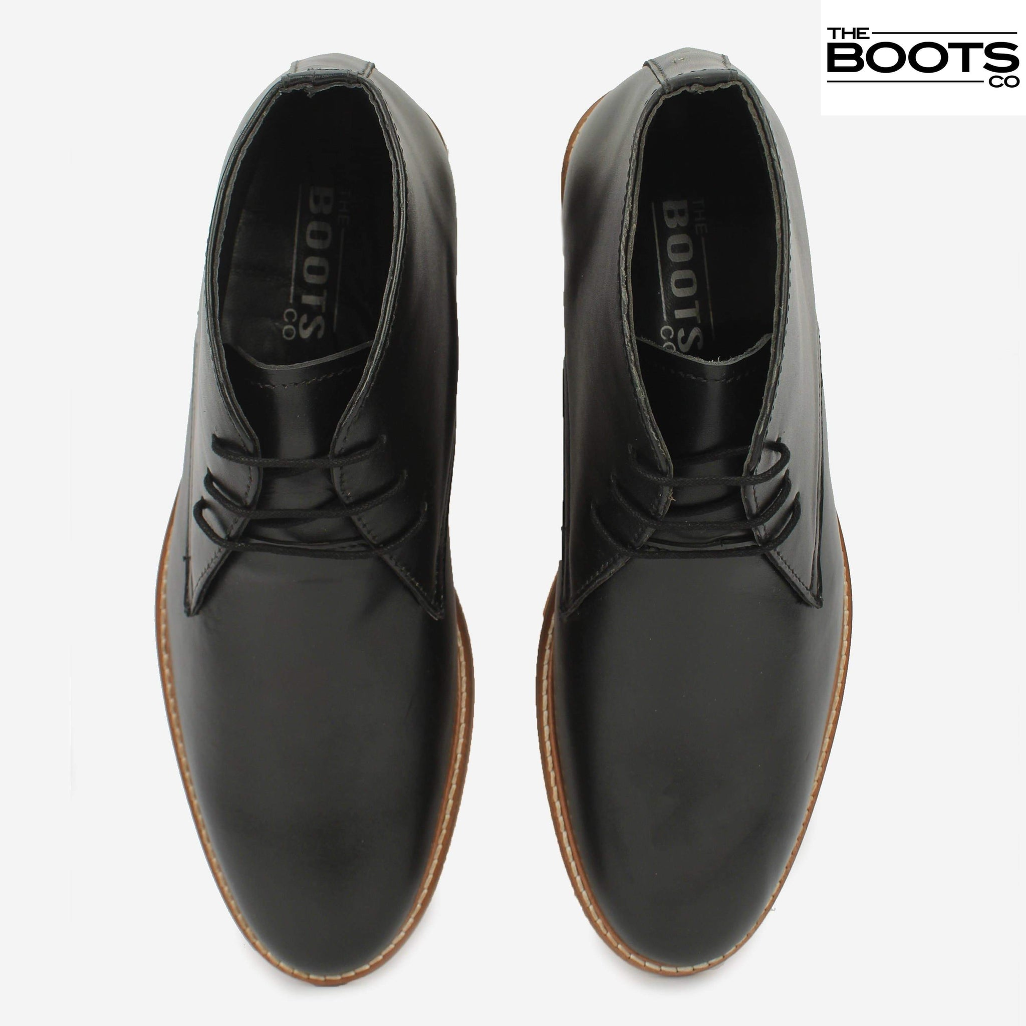 Apollo Boot Black Thebootsco