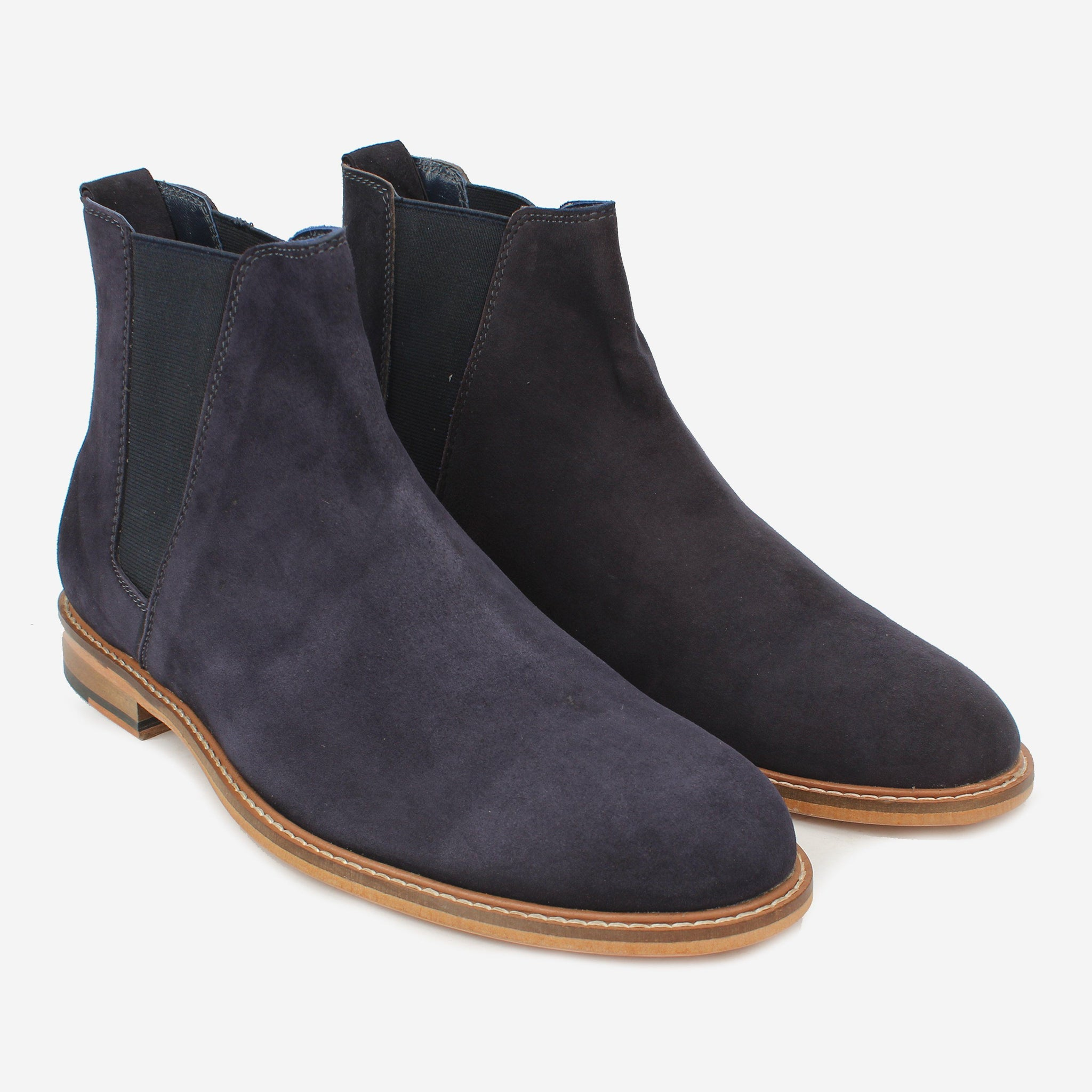 Pluto Boot Blue Thebootsco