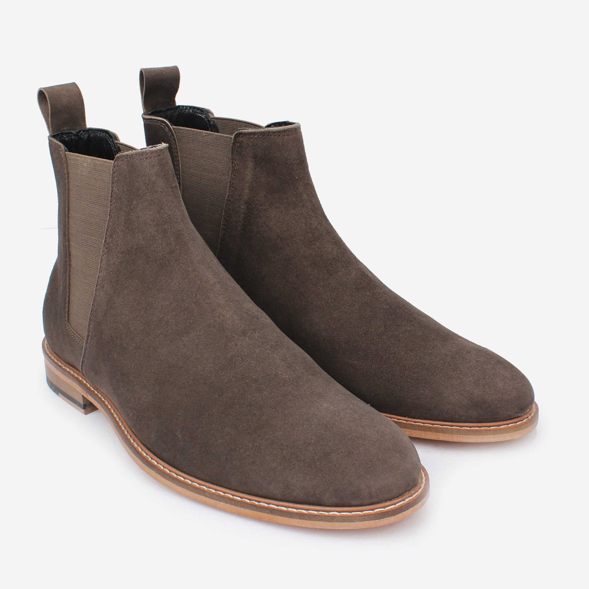 Pluto Boot Grey Thebootsco