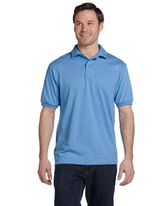 Hanes Adult 5.2 oz., 50/50 EcoSmart® Jersey Knit Polo 054