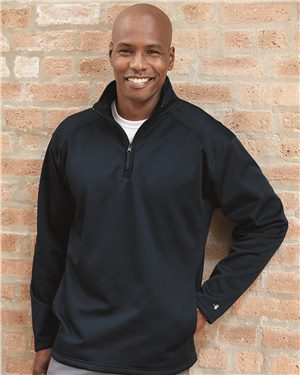 Badger - BT5 Performance Fleece Quarter-Zip Pullover - 1480