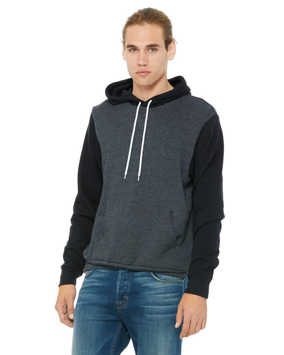 Bella + Canvas Unisex Sponge Fleece Pullover Hoodie 3719