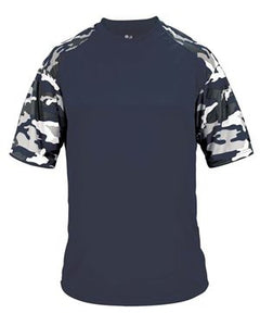 Badger - Camo Sport T-Shirt - 4141