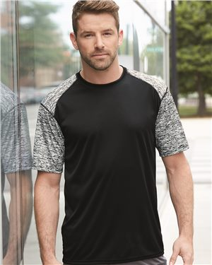 Badger - Blend Sport Short Sleeve T-Shirt - 4151
