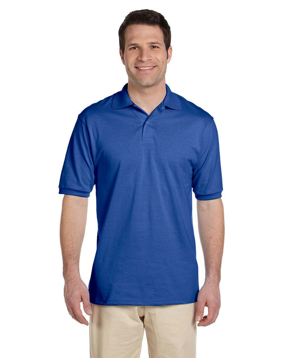Jerzees Adult 5.6 oz. SpotShield™ Jersey Polo 437