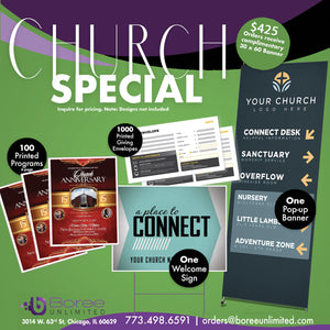Church Package