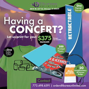 Concert Package