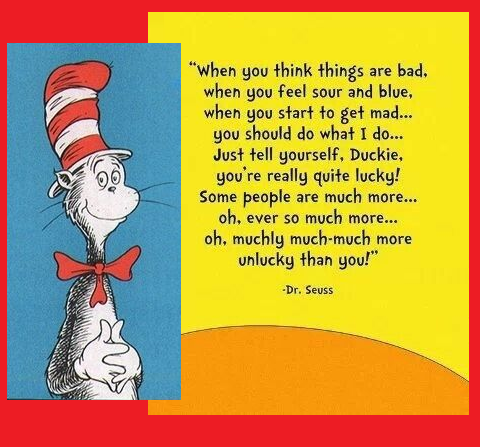Dr. Seuss Inspiring Quote | Honor Roll Childcare Supply