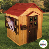 Outdoor Playhouse - Honor Roll Childcare Supply
